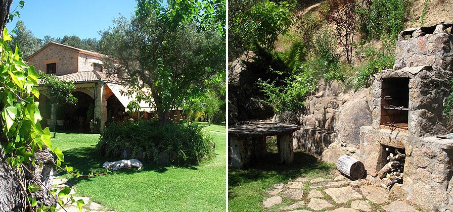 Casas rurales con piscina candeleda alquiler de casa for Alquiler casa rural piscina privada